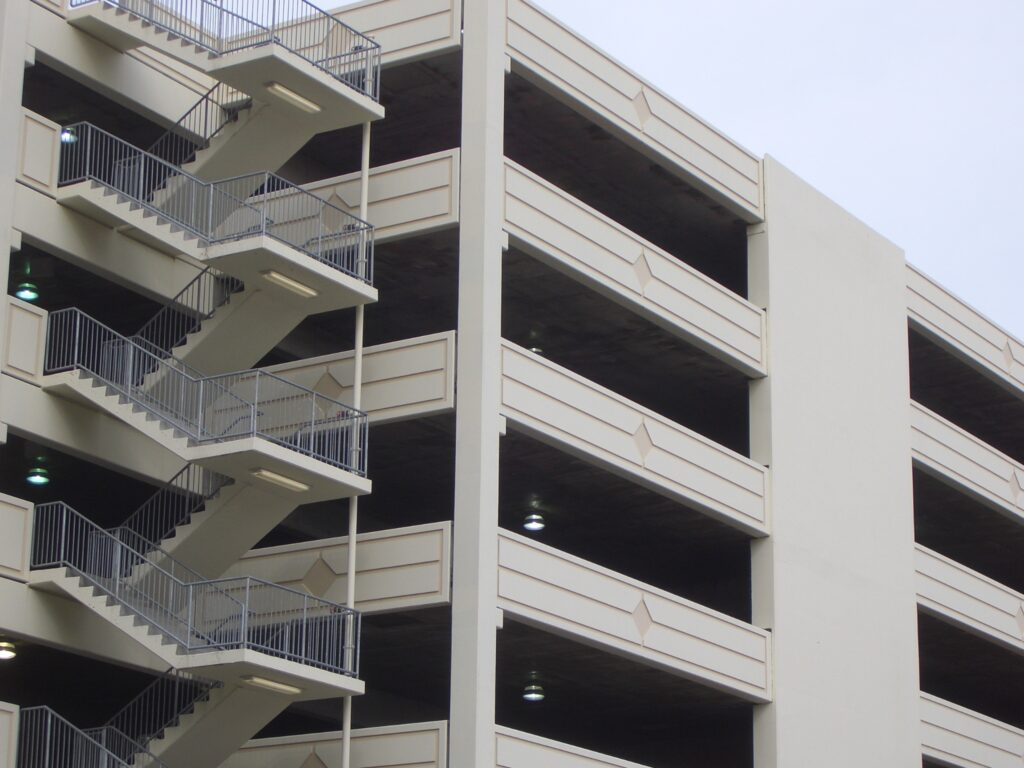 Firm Profile Parking Structures